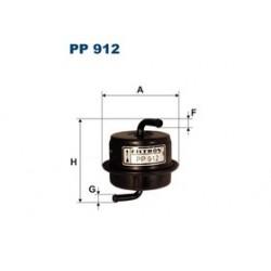 Palivový filter Filtron PP912