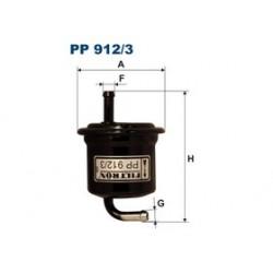 Palivový filter Filtron PP912/3