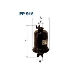 Palivový filter Filtron PP915