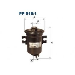 Palivový filter Filtron PP918/1
