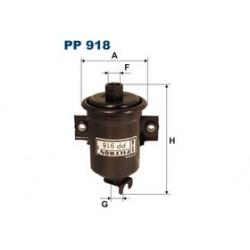 Palivový filter Filtron PP918