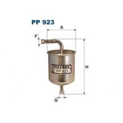 Palivový filter Filtron PP923
