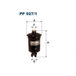 Palivový filter Filtron PP927/1