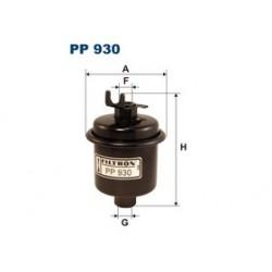 Palivový filter Filtron PP930