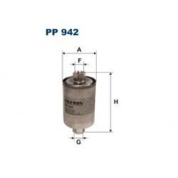 Palivový filter Filtron PP942