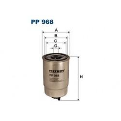 Palivový filter Filtron PP968