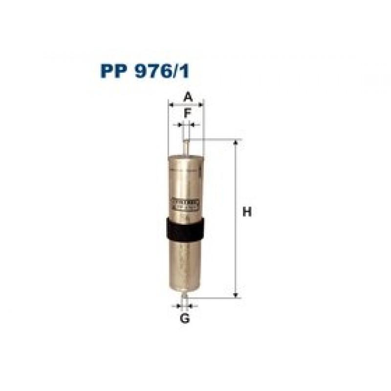 Palivový filter Filtron PP976/1