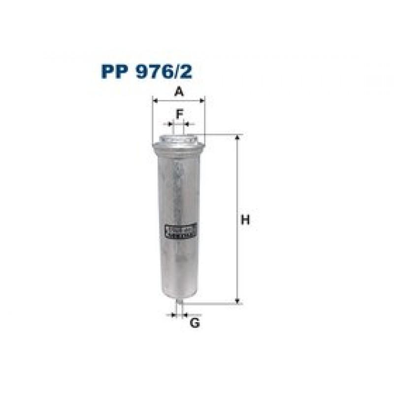Palivový filter Filtron PP976/2