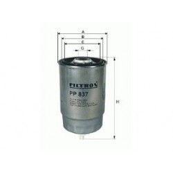 Palivový filter Filtron PP979/4