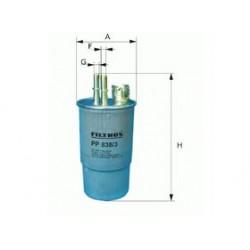Palivový filter Filtron PP988/1