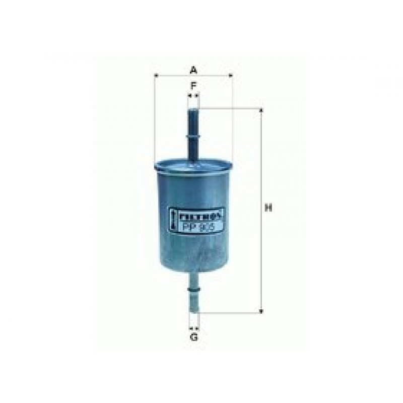 Palivový filter Filtron PP989/1