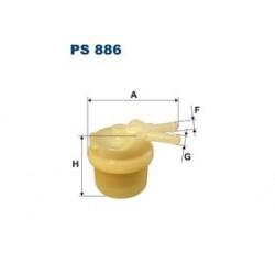 Palivový filter Filtron PS886