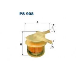 Palivový filter Filtron PS908