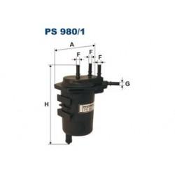 Palivový filter Filtron PS980/1