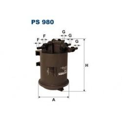 Palivový filter Filtron PS980