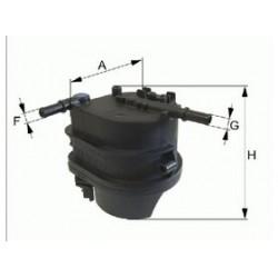 Palivový filter Filtron PS980/8
