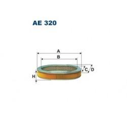 Vzduchový filter Filtron AE320
