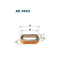 Vzduchový filter Filtron AE344/2