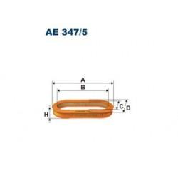 Vzduchový filter Filtron AE347/5