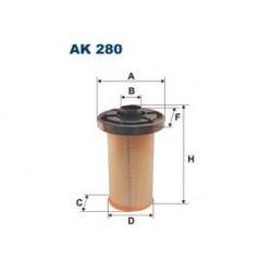 Vzduchový filter Filtron AK280