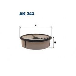 Vzduchový filter Filtron AK343