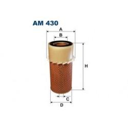 Vzduchový filter Filtron AM430