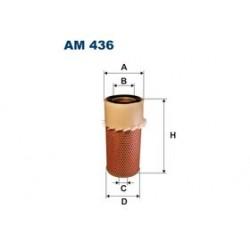 Vzduchový filter Filtron AM436