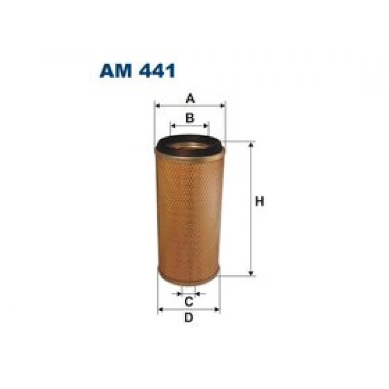 Vzduchový filter Filtron AM441