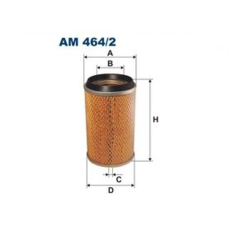 Vzduchový filter Filtron AM464/2