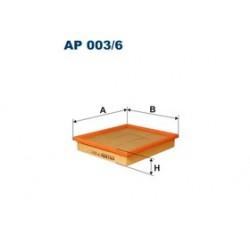 Vzduchový filter Filtron AP003/6