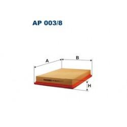 Vzduchový filter Filtron AP003/8