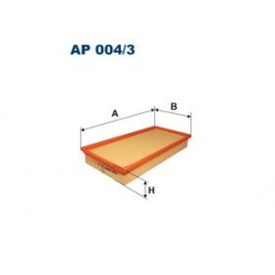 Vzduchový filter Filtron AP004/3