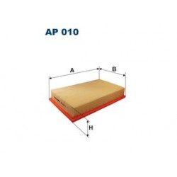 Vzduchový filter Filtron AP010