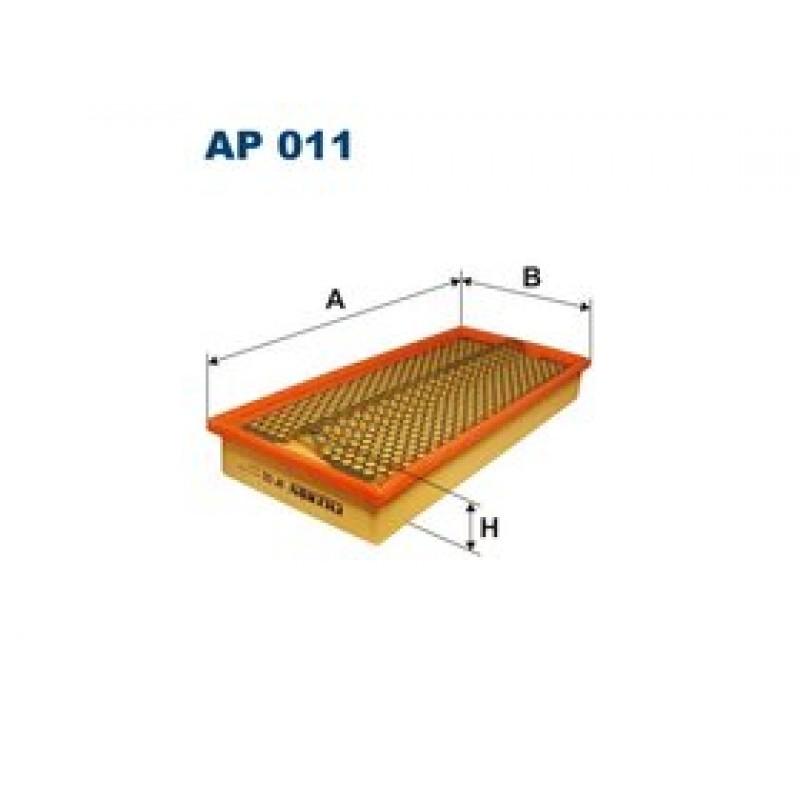 Vzduchový filter Filtron AP011