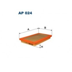 Vzduchový filter Filtron AP024