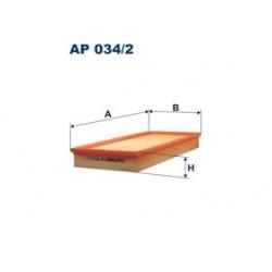 Vzduchový filter Filtron AP034/2