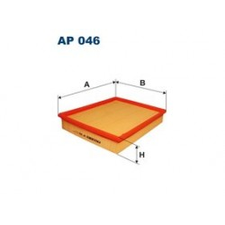 Vzduchový filter Filtron AP046