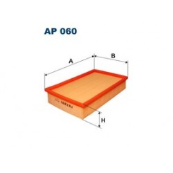 Vzduchový filter Filtron AP060