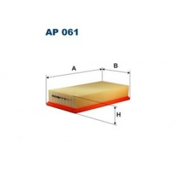 Vzduchový filter Filtron AP061