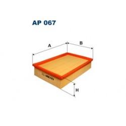 Vzduchový filter Filtron AP067