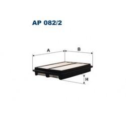 Vzduchový filter Filtron AP082/2