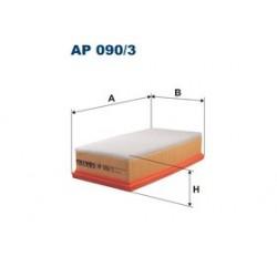 Vzduchový filter Filtron AP090/3