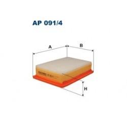 Vzduchový filter Filtron AP091/4