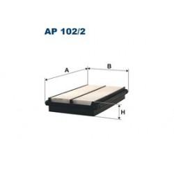 Vzduchový filter Filtron AP102/2