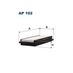 Vzduchový filter Filtron AP102