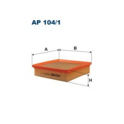 Vzduchový filter Filtron AP104/1