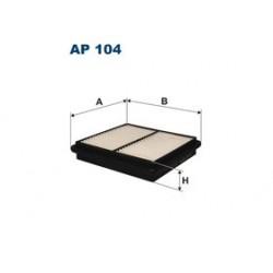 Vzduchový filter Filtron AP104