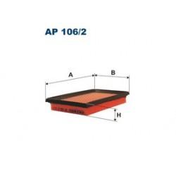 Vzduchový filter Filtron AP106/2