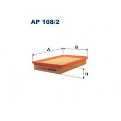 Vzduchový filter Filtron AP108/2