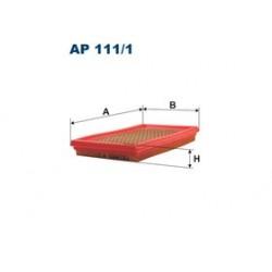 Vzduchový filter Filtron AP111/1